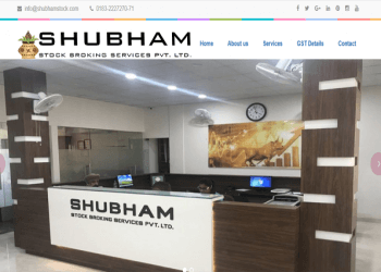 Shubham Stock Broking Services Pvt. Ltd.