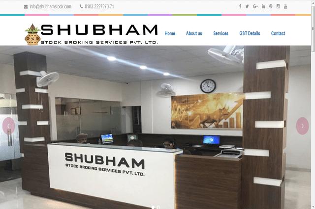 Shubham Stock Broking Services Pvt. Ltd.