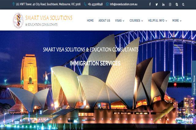 SMART VISA SOLUTIONS & EDUCATION CONSULTANTS